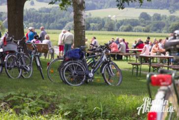 Straßensperrungen zum Felgenfest im Wesertal