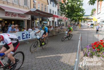 Straßensperrungen zum Stüken-Wesergold Mountainbike-Cup