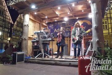 Rintelner Adventszauber verabschiedet sich mit Konzert der RIO-Band
