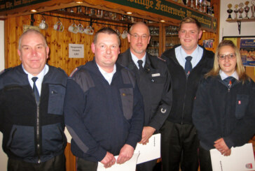 Feuerwehren bestätigen und verabschieden Führungskräfte