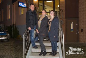 Opferhilfe Bückeburg und Polizei Rinteln: Opfer betreuen, Täter fassen
