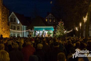 Heiligabend und Weihnachten 2018 in St. Nikolai