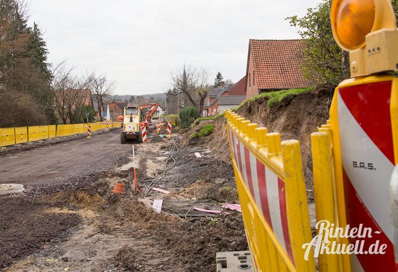 02 rintelnaktuell todenmann baustelle ortsdurchfahrt strasse