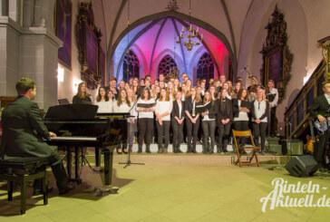Fachbereich Musik am Gymnasium Ernestinum mit Weihnachtskonzert in St. Nikolai