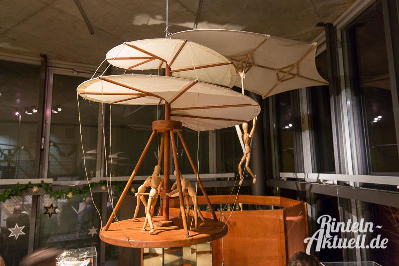 16 rintelnaktuell museum eulenburg leonardo da vinci ausstellung genie maler ingenieur