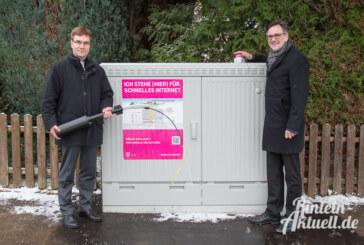 35 Kilometer Glasfaserkabel in Rinteln verlegt: Start für schnelles Internet