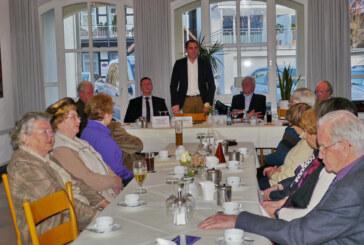 Senioren-Union Rinteln begrüßt Maik Beermann und den Rintelner Carnevalsverein