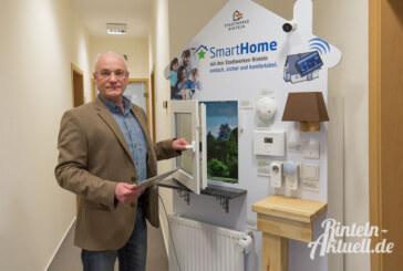 """Mit """"SmartHome"""" der Stadtwerke Rinteln Geräte von überall steuern"""