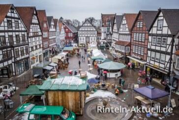 Sägen, spalten und heizen: 10. Brennholz- und Bauernmarkt und verkaufsoffener Sonntag in Rinteln