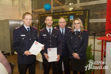 Brandmeldeanlagen halten Feuerwehr Steinbergen auf Trab