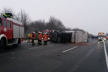 Auetal: Zahlreiche Unfälle auf glatter Autobahn