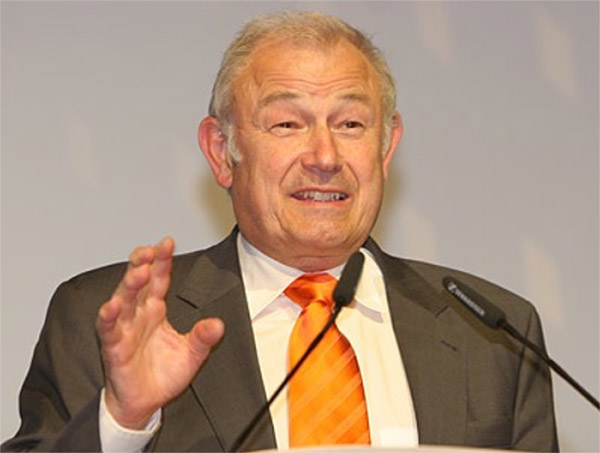 Dr. Günther Beckstein (Foto: privat)