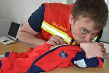 Erste Hilfe Kurs der DLRG Rinteln am 5. März