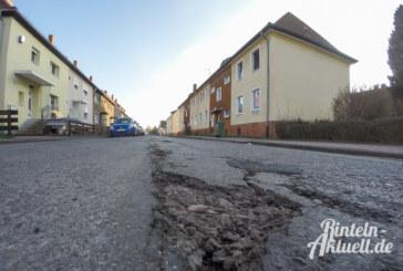 Für 570.000 Euro: Endausbau von Krönerstraße, Schraderstraße und Ostpreußenweg