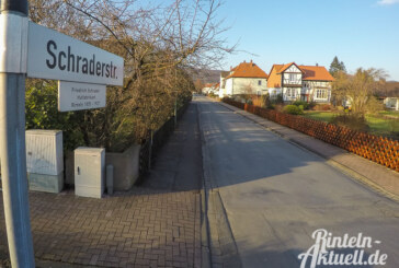 Schraderstraße: Am 30. Juni rücken die Bagger an