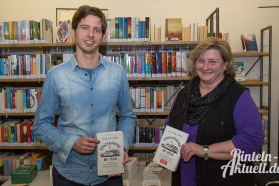 """""""Couchsurfing in China"""": Stephan Orth liest aus seinem Bestseller"""