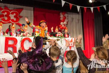 Vorverkauf startet bald: Karnevalistisches RCV-Programm am Jahresanfang