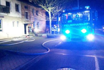 Feuer in Stoevesandtstraße: 10 Verletzte