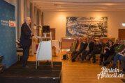CDU-Neujahrsempfang mit Cajon-AG und Ex-Ministerpräsident Günther Beckstein