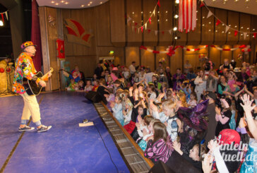 RCV Helau: Kinderkarneval begeistert Klein und Groß