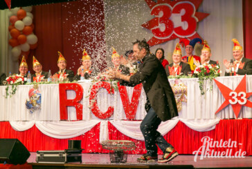 Zaubereien, Tanz und gute Laune bei der RCV-Karnevalsparty mit Prunksitzung