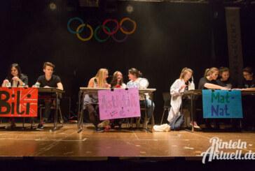 """Kreativer als olympische Spiele: Abikulturabend 2016 unter dem Motto """"Abilympics"""""""