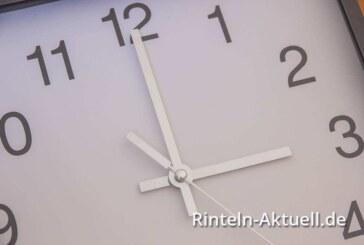 Achtung Sommerzeit: Morgen wird die Uhr umgestellt
