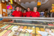 Eiscafé Venezia in der Weserstraße wieder geöffnet