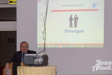 Vereinigte Turnerschaft Rinteln ehrt bei Jahreshauptversammlung langjährige Mitglieder