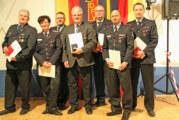 Versammlung des Kreisfeuerwehrverbandes Schaumburg
