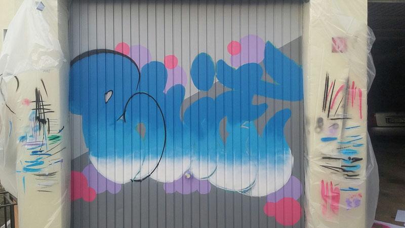 03 rintelnaktuell osterferienspassaktion graffiti polizei sprayen tags