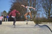 Der Durchbruch? Geld für Skatepark könnte außerplanmäßig fließen