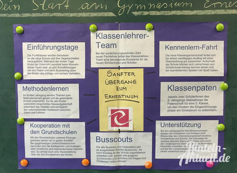 06 rintelnaktuell tag der offenen tuer gymnasium ernestinum 2016 schule eltern lehrer kinder