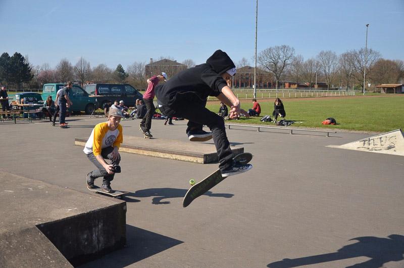 08 rintelnaktuell oster skatepark schulzentrum aktion burgfeldsweide