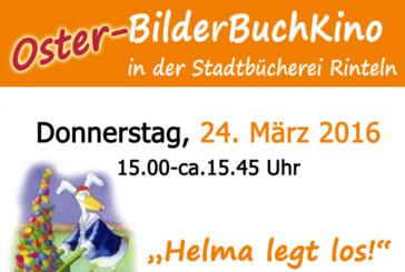 """Oster-BilderBuchKino mit der """"Henne Helma"""""""