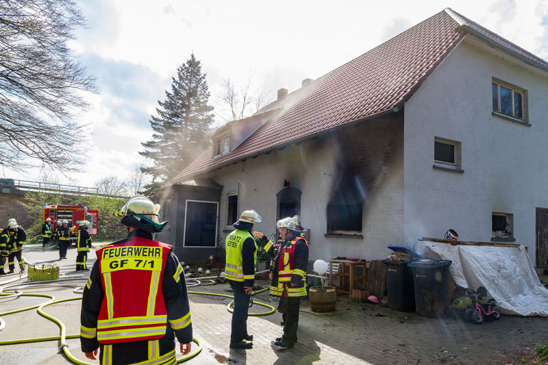 Foto: Feuerwehr Porta/Michael Horst