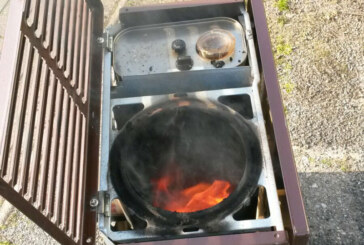 Feuerwehreinsatz in der Nordstadt: Öl-Ofen in Brand