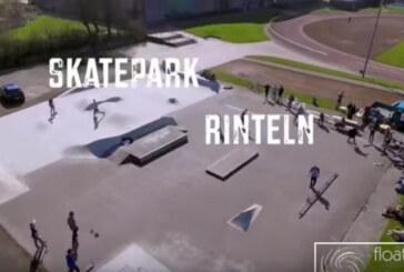 """VIDEO: Neuer Skater-Clip von """"Floating Cam"""" feiert Premiere bei """"Rinteln mobil"""""""