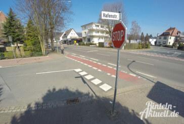 """Erst warten, dann starten: Stoppschild ersetzt """"Vorfahrt gewähren""""-Zeichen"""