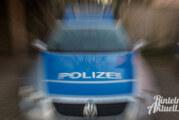 Alte Todenmanner Straße: Autos beschädigt, Polizei sucht Zeugen
