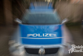 Minden: Geistig verwirrter Mann (21) löst Polizeieinsatz aus