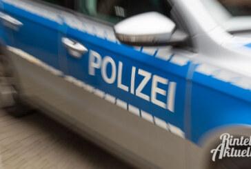 Aus dem Polizeibericht: 300 kg schwere Rüttelplatte gestohlen, Diebstahl, Unfallflucht, Graffiti am Bahnhof