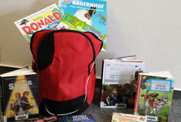 Rintelner Leserucksäcke gegen Langeweile in den Ferien