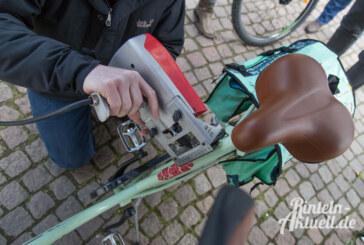 Polizei Rinteln führt wieder Fahrradcodierungen durch