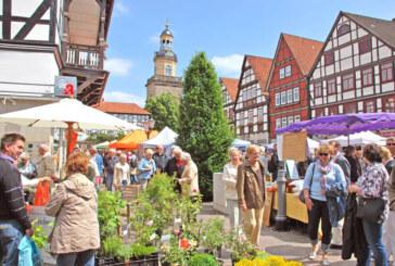 Gutes aus der Region beim Bauernmarkt am 5. Juni