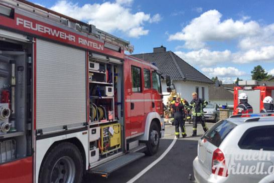 Rinteln-Nord: Angebranntes Essen sorgt für Feuerwehreinsatz