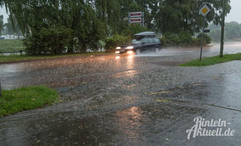 Wetterdienst: Warnung vor schwerem Gewitter für Landkreis ...