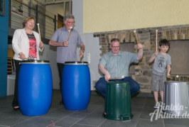 Wasserdetektive, Wind, Musik und mehr: Spannendes Programm bei der Kinder-Uni 2016
