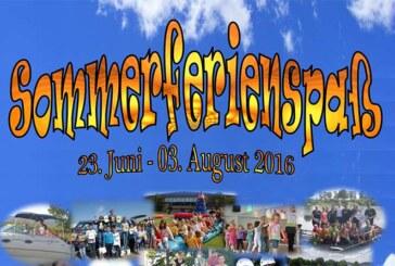 """Über 100 Aktionen beim """"Sommerferienspaß"""" des Familienzentrums Rinteln"""