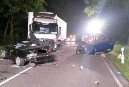 Nach tödlichem Unfall auf B482: Haftbefehl gegen Renault-Insassen